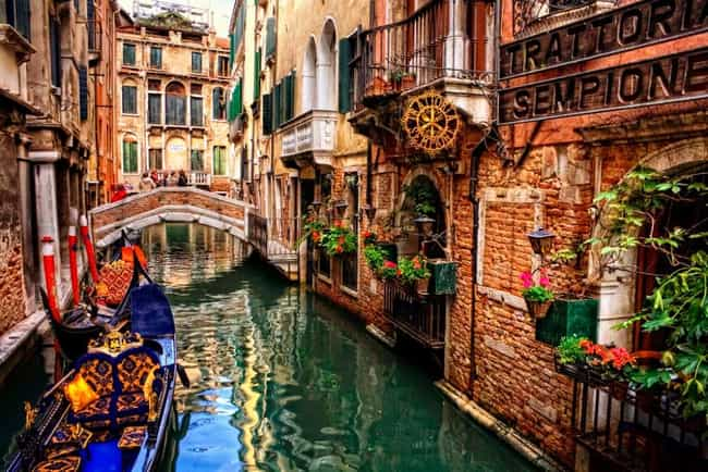 Venice is listed (or ranked) 3 on the list Cities You Most Want To Visit