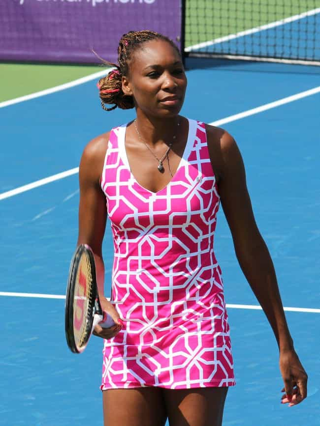 Venus Williams is listed (or ranked) 1 on the list 49 Celebrities Who Have Killed People