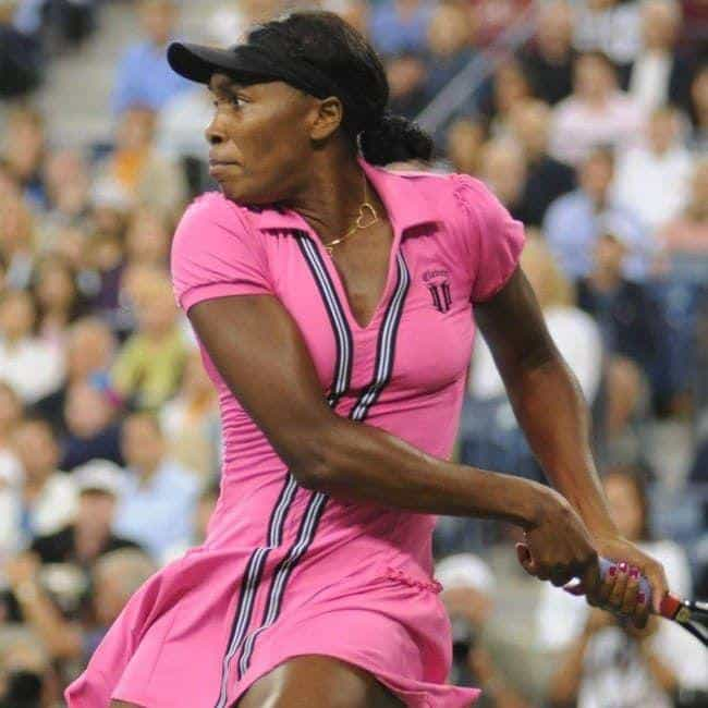 Venus Williams is listed (or ranked) 2 on the list The Best Black Women's Tennis Players Right Now