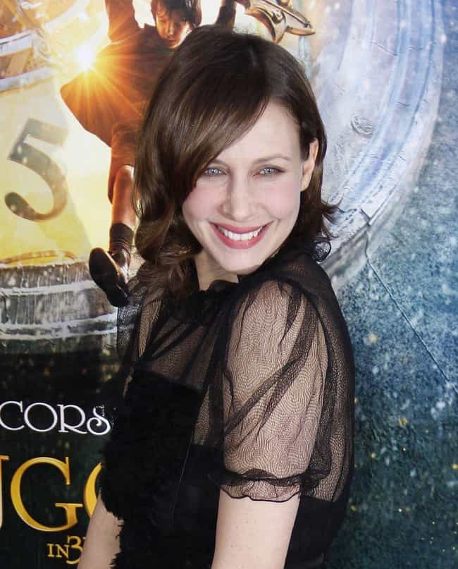 Vera Farmiga is listed (or ranked) 3 on the list Famous People You Didn't Know Were Pentecostal