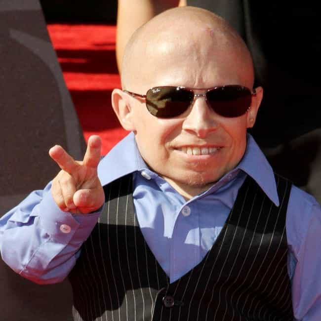 Verne Troyer is listed (or ranked) 2 on the list Celebrities Born On New Year's Day