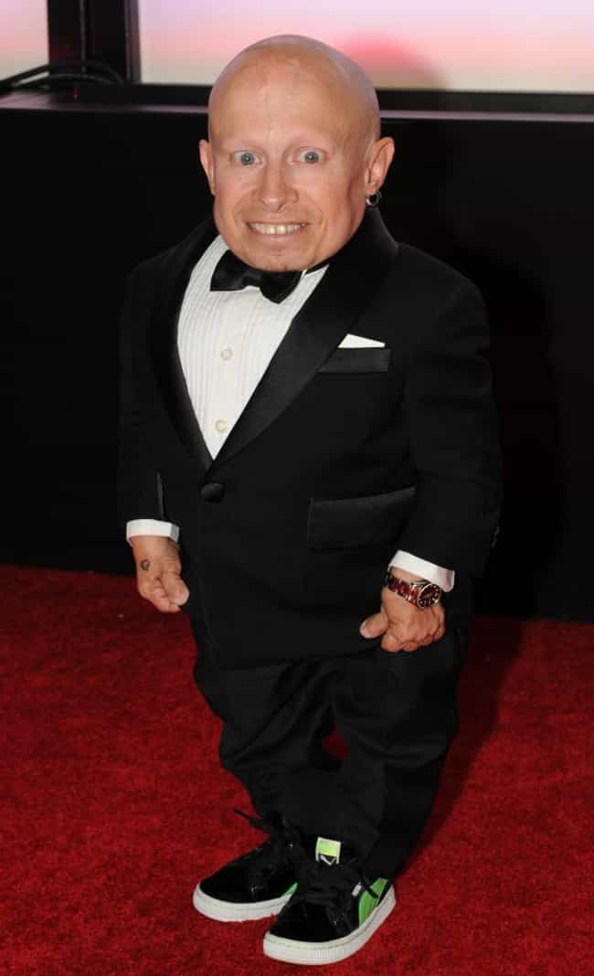Verne Troyer is listed (or ranked) 5 on the list The Most Famous Little People in the World
