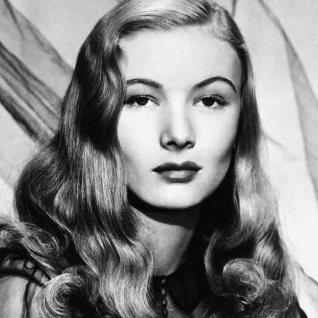 Veronica Lake is listed (or ranked) 1 on the list Famous People Who Died of Hepatitis