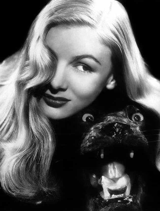 Veronica Lake is listed (or ranked) 1 on the list Famous Miami High School Alumni