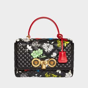 Versace is listed (or ranked) 16 on the list The Best Purse Designers