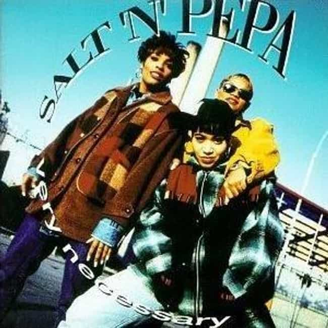 Very Necessary is listed (or ranked) 1 on the list The Best Salt-N-Pepa Albums of All Time
