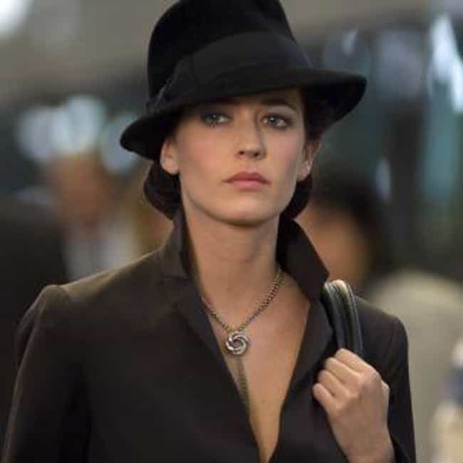 Vesper Lynd is listed (or ranked) 1 on the list The Most Attractive Bond Girls, Ranked