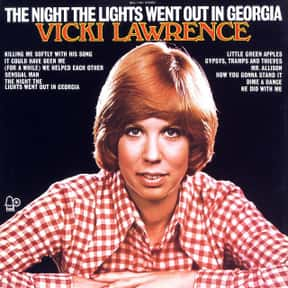 Vicki Lawrence is listed (or ranked) 17 on the list The Funniest Female Comedians of All Time