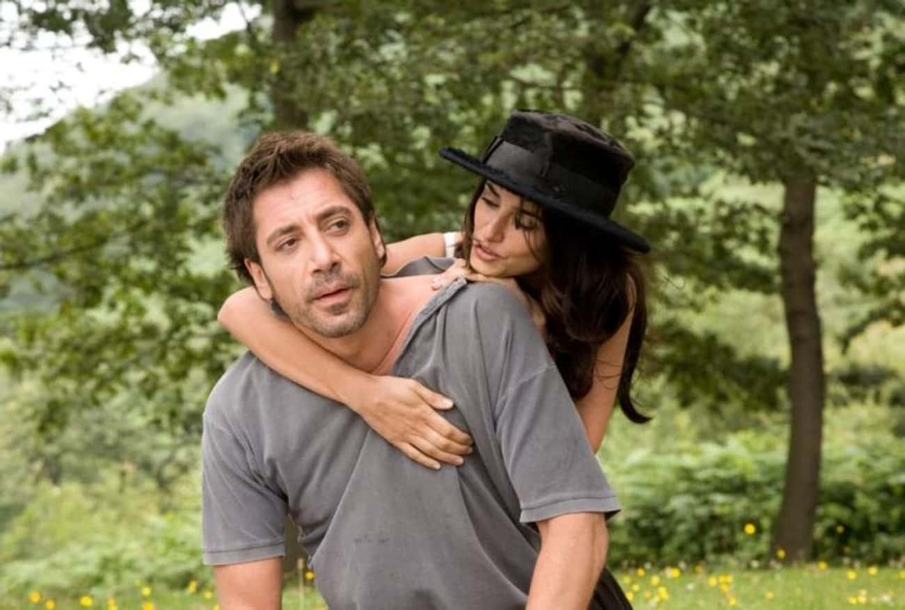Vicky Cristina Barcelona - Pen is listed (or ranked) 2 on the list Movies That Sparked Off-Screen Celebrity Romances