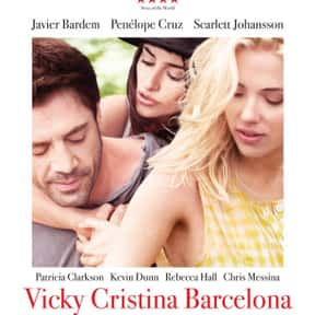 Vicky Cristina Barcelona is listed (or ranked) 21 on the list The Best Woody Allen Movies