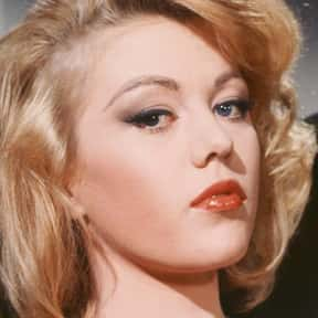Margaret Nolan is listed (or ranked) 16 on the list Full Cast of Goldfinger Actors/Actresses