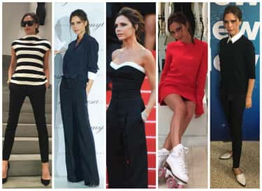 Victoria Beckham is listed (or ranked) 1 on the list The Most Stylish Female Celebrities