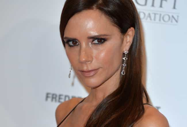 Victoria Beckham is listed (or ranked) 3 on the list The Sportiest Spice Girls (Other Than Sporty Spice)
