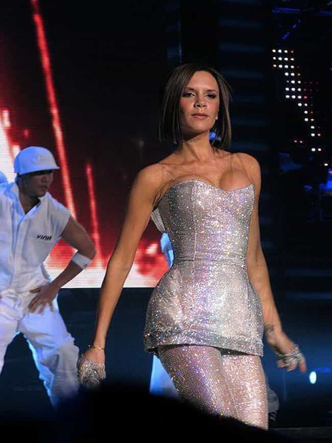 Victoria Beckham is listed (or ranked) 3 on the list Celebrities Who Had Weird Jobs Before They Were Famous