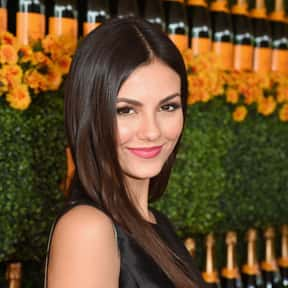 Victoria Justice is listed (or ranked) 14 on the list List of Famous Dancers