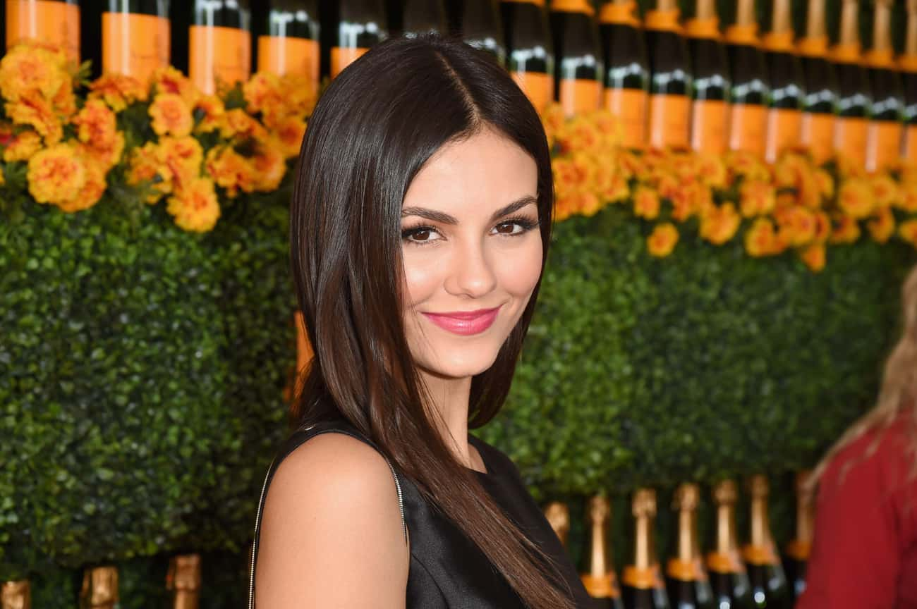 Victoria Justice is listed (or ranked) 1 on the list Famous People Born in 1993