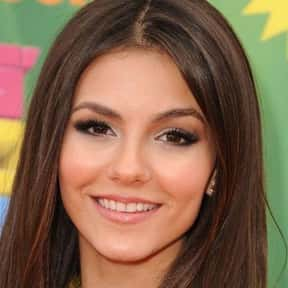 Victoria Justice is listed (or ranked) 6 on the list The Most Beautiful Young Actresses Under 30