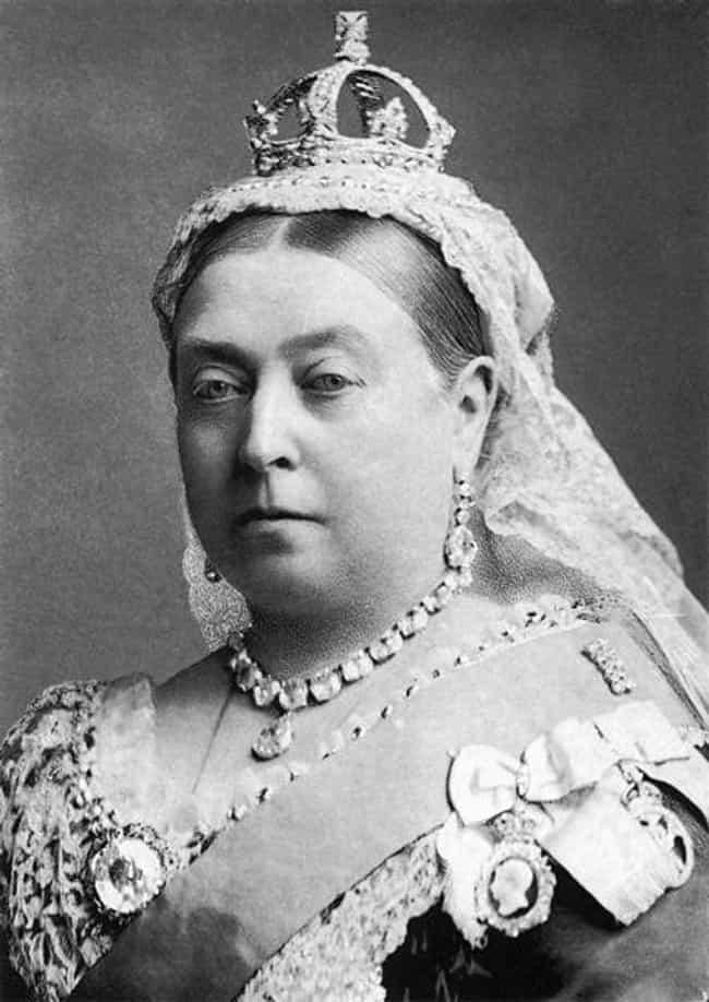 Queen Victoria is listed (or ranked) 2 on the list Famous Female Monarchs
