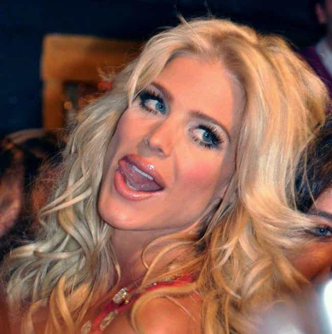Victoria Silvstedt is listed (or ranked) 1 on the list The Most Stunning Swedish Actresses