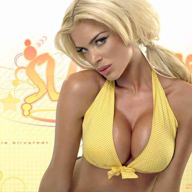 Victoria Silvstedt is listed (or ranked) 1 on the list The Most Stunning  Swedish
