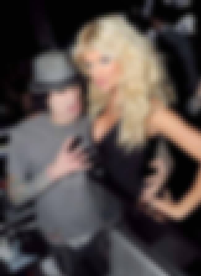 Victoria Silvstedt is listed (or ranked) 3 on the list Women Who Tommy Lee Has Dated