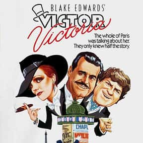 Victor Victoria is listed (or ranked) 7 on the list The Best Cross-Dressing Movies
