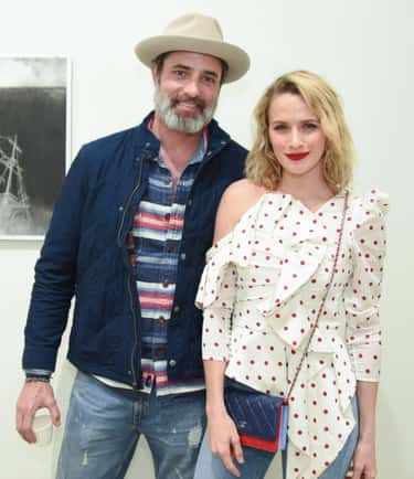 Victor Webster is listed (or ranked) 1 on the list Shantel VanSanten Loves and Hookups