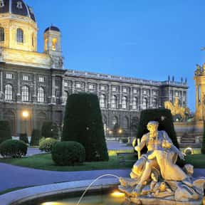 Vienna is listed (or ranked) 17 on the list Best Couples Vacation Destinations & Anniversary Trips