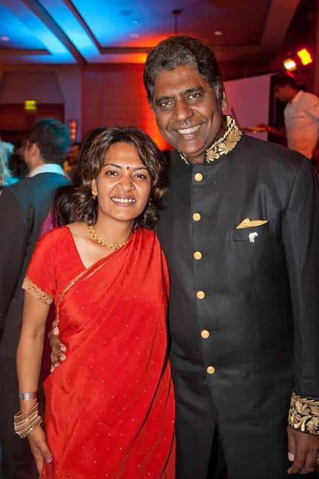 Vijay Amritraj is listed (or ranked) 4 on the list The Best Tennis Players from India