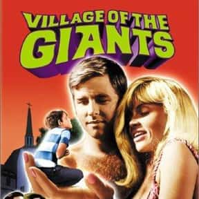 Village of the Giants is listed (or ranked) 19 on the list The Best Teen Movies of the 1960s