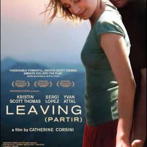 Leaving is listed (or ranked) 8 on the list The Best Cheating Wife Movies