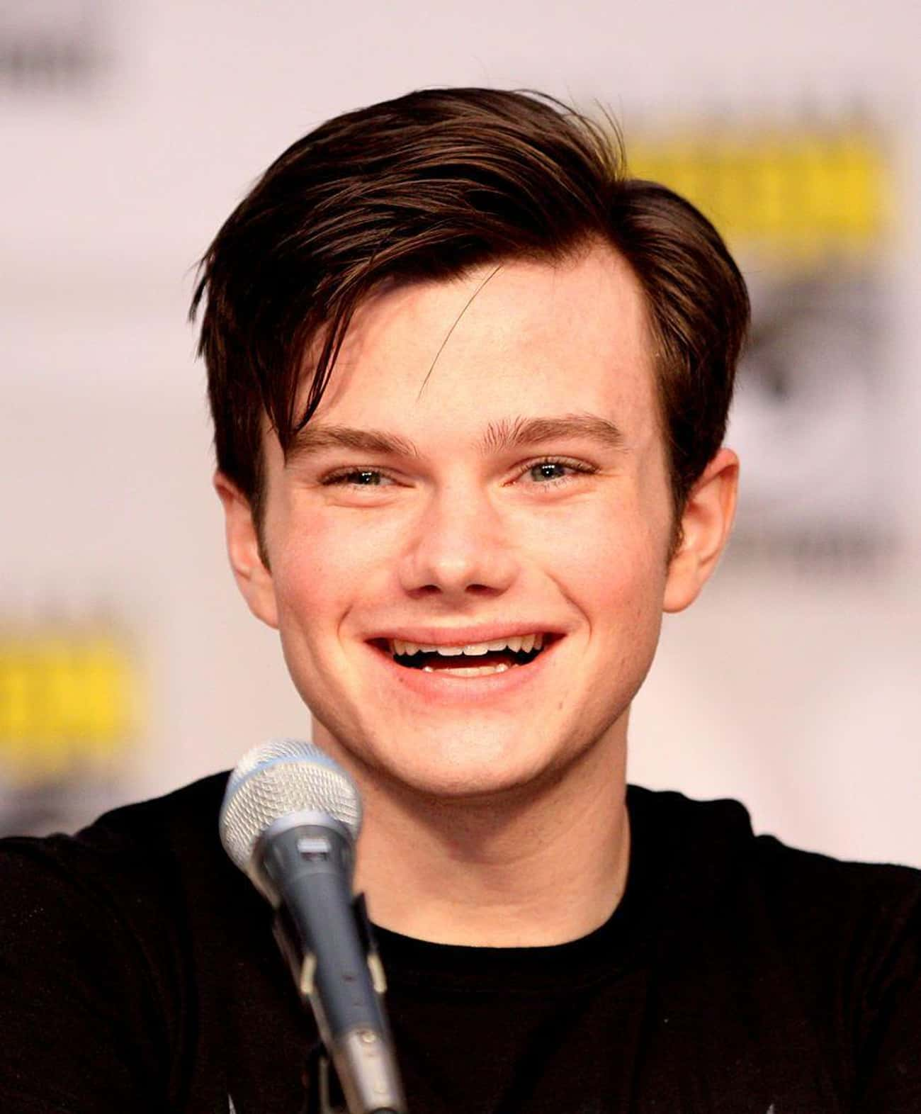 Chris Colfer is listed (or ranked) 1 on the list 8 Gay Celebrities Who Came Out in High School