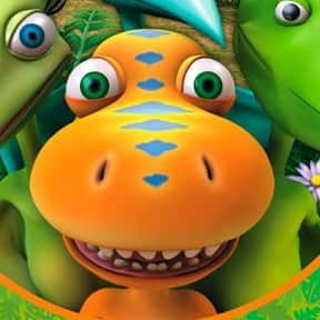 Dinosaur Train is listed (or ranked) 17 on the list The Most Annoying Kids Shows Currently On TV