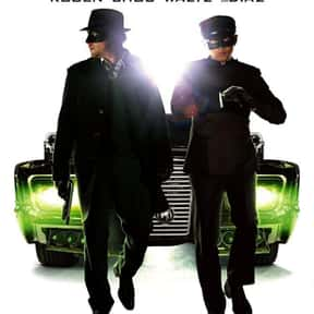 The Green Hornet is listed (or ranked) 24 on the list The Best Seth Rogen Movies