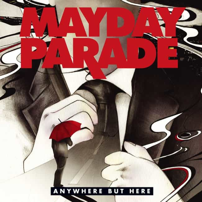 Anywhere but Here is listed (or ranked) 2 on the list The Best Mayday Parade Albums, Ranked
