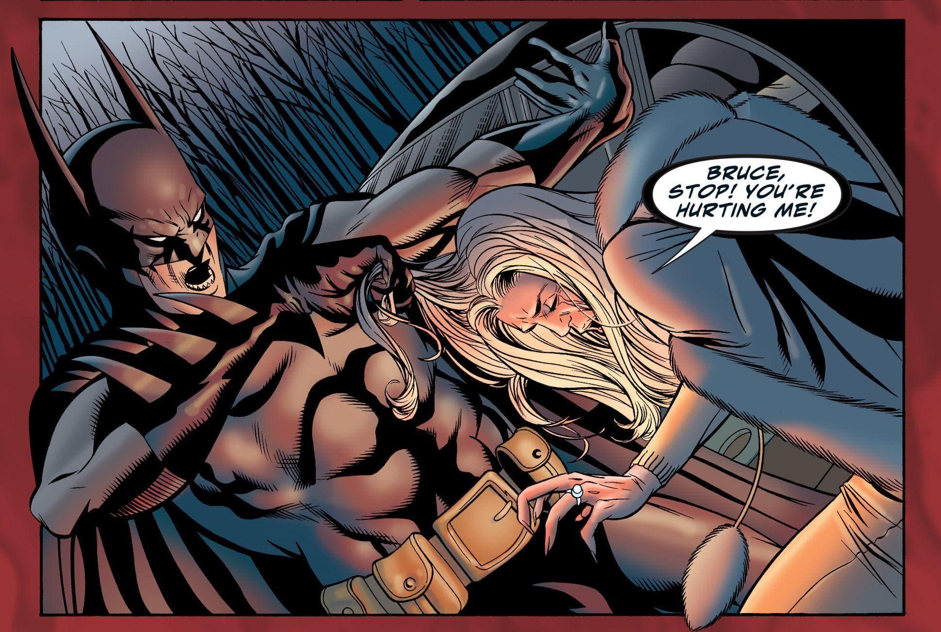 Image of Random Most Hated DC Comic Arcs