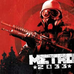 Metro 2033 is listed (or ranked) 14 on the list The Best Shooting Games on Xbox Games Pass