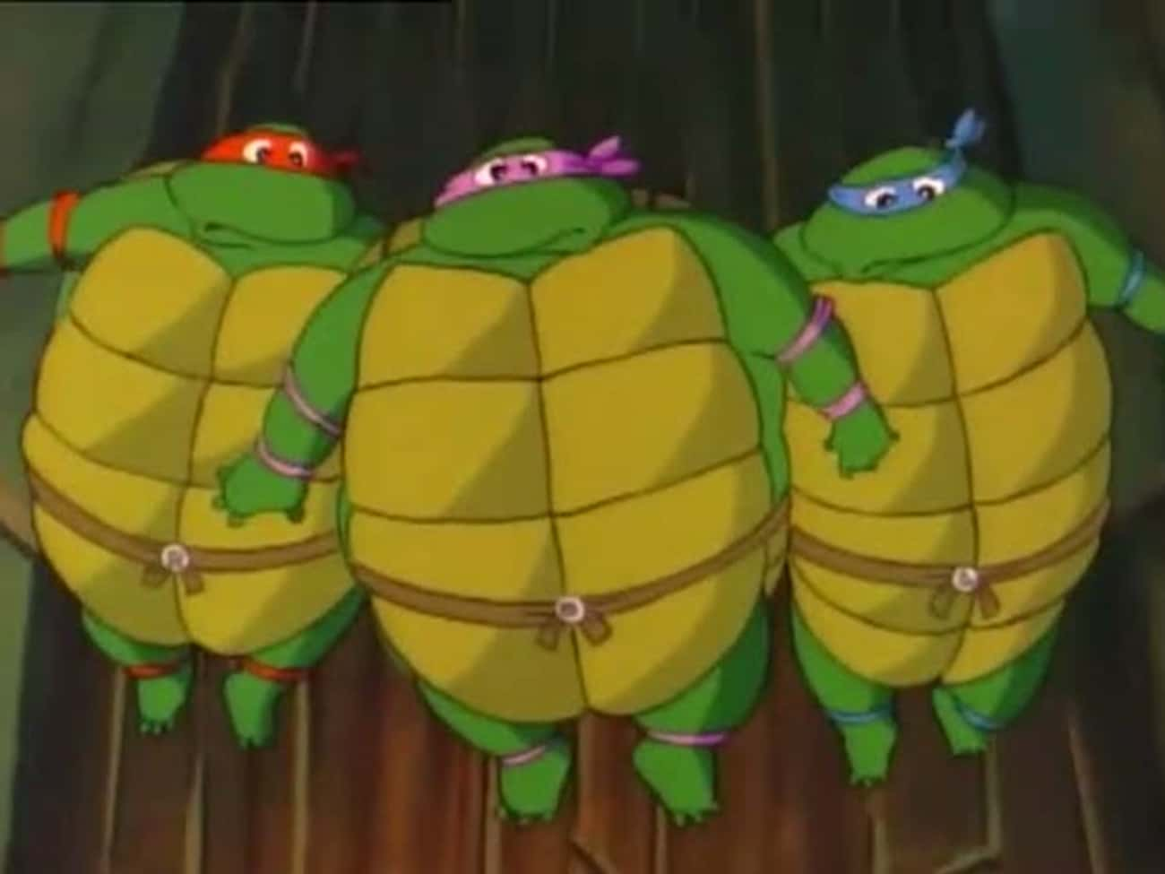 Michelangelo's Birthday is listed (or ranked) 1 on the list Teenage Mutant Ninja Turtles Episodes That Are Even Weirder Than You Remember
