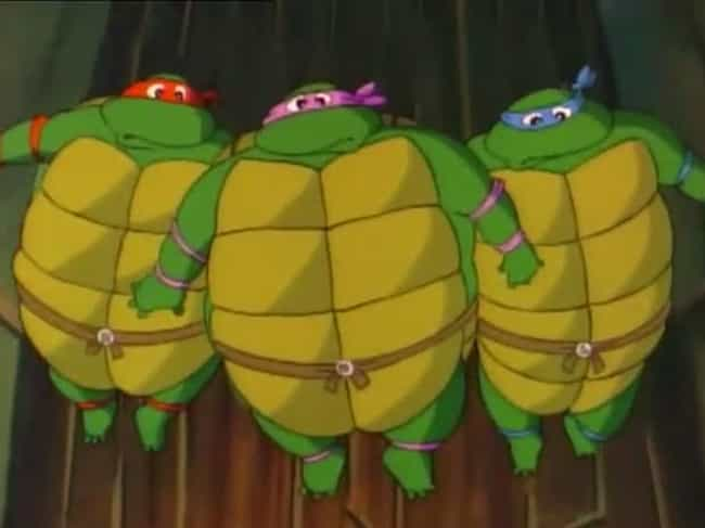 Michaelangelo's Birthday is listed (or ranked) 1 on the list Teenage Mutant Ninja Turtles Episodes That Are Even Weirder Than You Remember