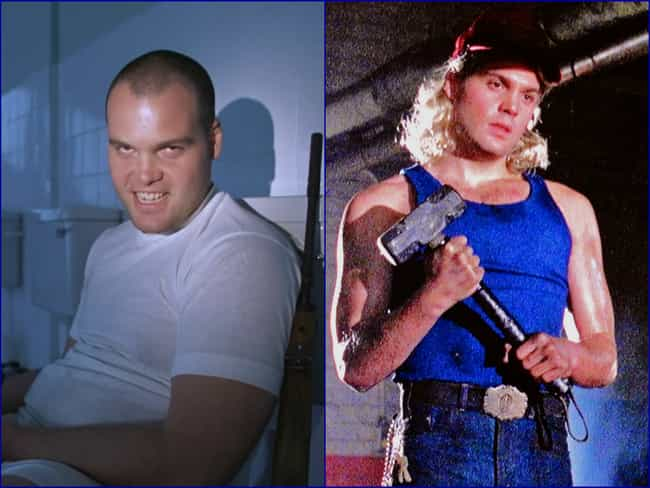 Vincent D'Onofrio is listed (or ranked) 4 on the list The 12 Most Extreme Actor Transformations