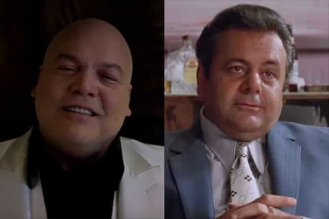 Vincent D'Onofrio is listed (or ranked) 4 on the list Who Would Star In 'Goodfellas' If It Were Cast Today?