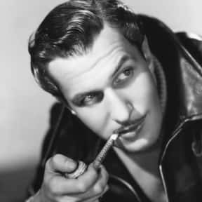 Vincent Price is listed (or ranked) 8 on the list Actors You Would Watch Read the Phone Book
