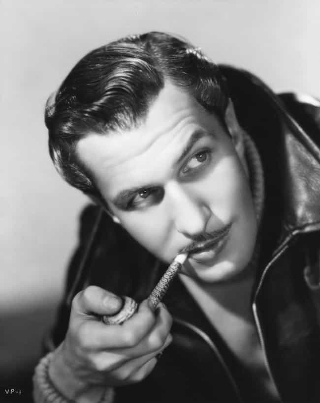 Vincent Price is listed (or ranked) 4 on the list Famous People Who Died of Emphysema