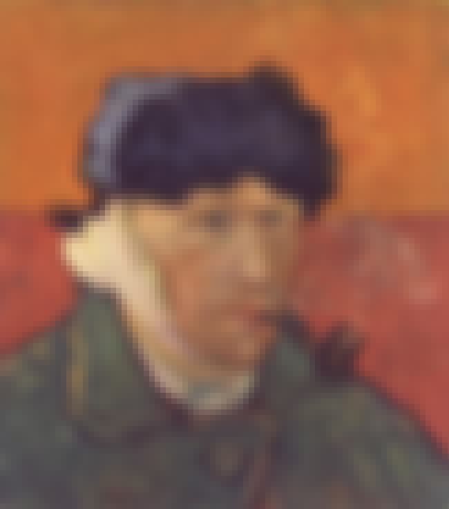 Vincent van Gogh is listed (or ranked) 1 on the list 11 Actors, Authors, Athletes, and Artists (and One Scientist) Who Died Broke