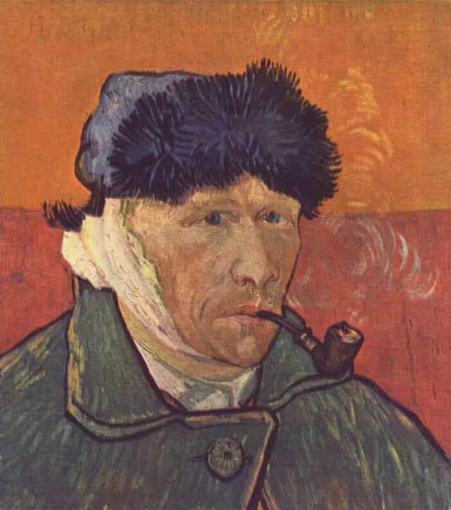 Vincent van Gogh is listed (or ranked) 1 on the list 14 Actors, Authors, Athletes, and Artists (and One Scientist) Who Died Broke