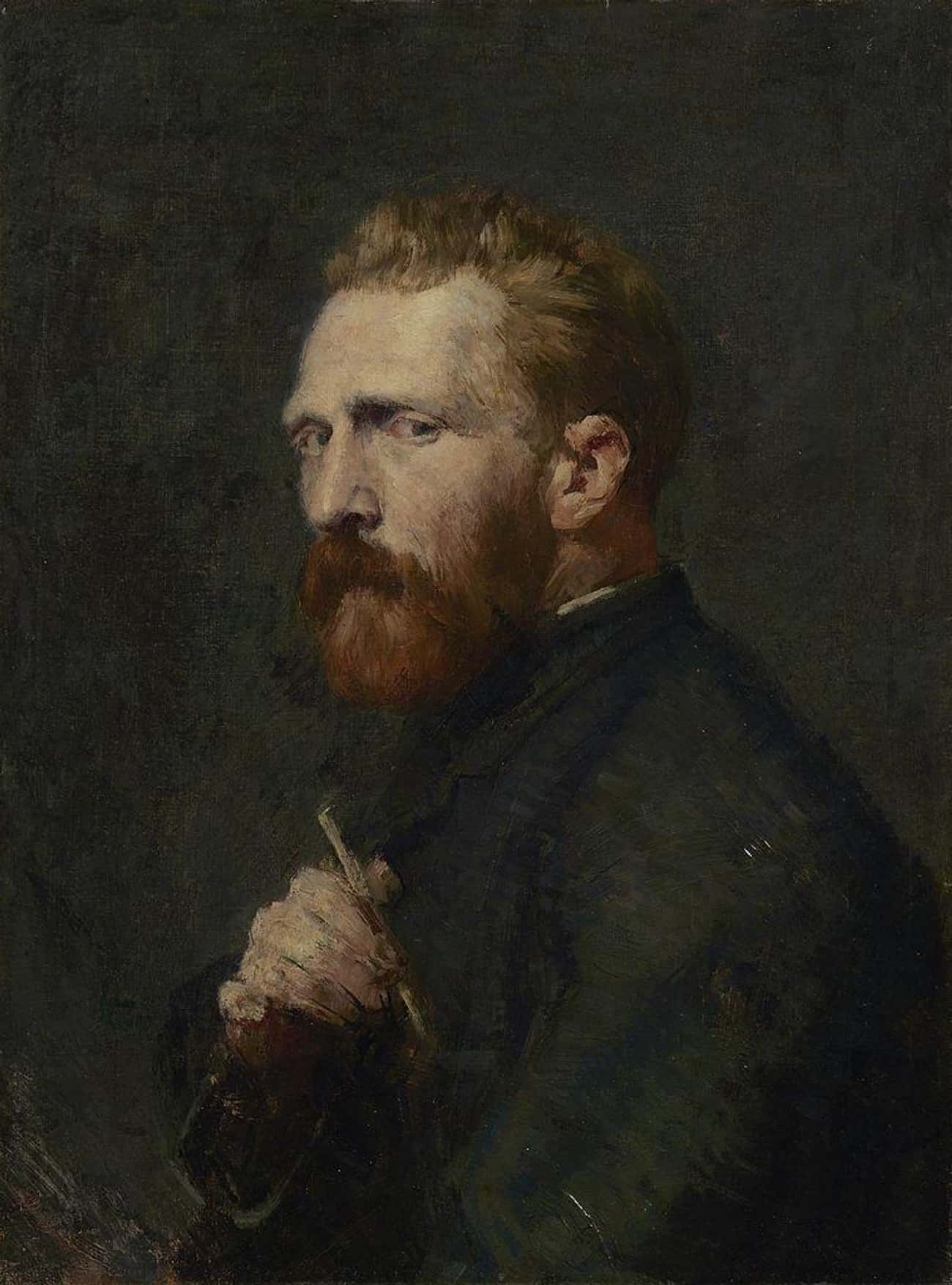 Vincent van Gogh Died Broke (B is listed (or ranked) 1 on the list 14 Actors, Authors, Athletes, And Artists (And One Scientist) Who Died Broke