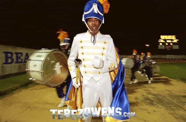 Vince Carter is listed (or ranked) 2 on the list 30 Famous People Who Once Were in Marching Bands