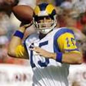 Vince Ferragamo is listed (or ranked) 5 on the list The Best Los Angeles Rams Quarterbacks of All Time