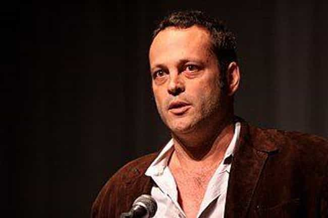 Vince Vaughn is listed (or ranked) 4 on the list Celebrities Who Wrestled in School