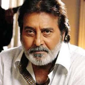 Vinod Khanna is listed (or ranked) 8 on the list Full Cast of Kranti Actors/Actresses
